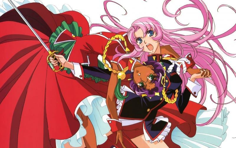 Illustration for article titled Revolutionary Girl Utena to Blu-Ray in North America?!?