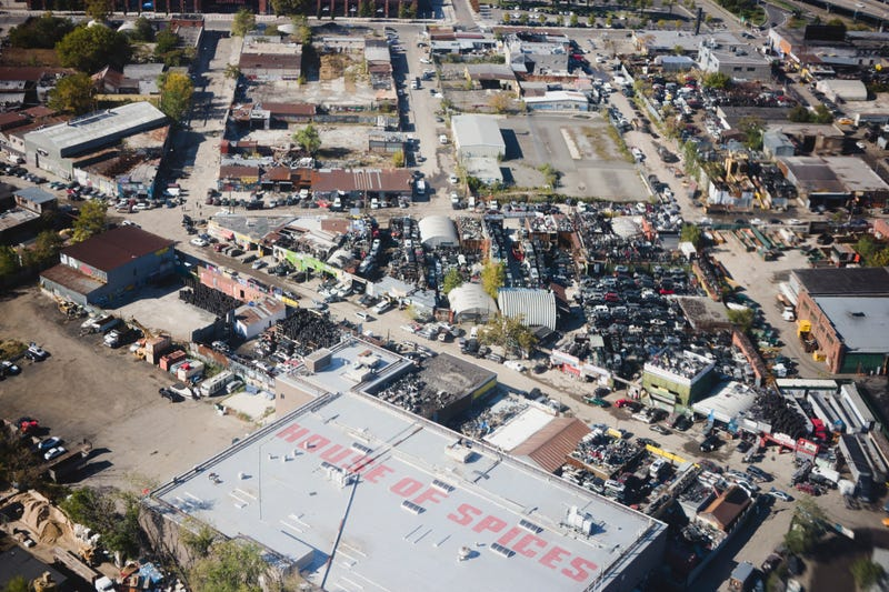 Illustration for article titled Waiting For Audi S7 Photos So Here's Willets Point From Above In The Meantime
