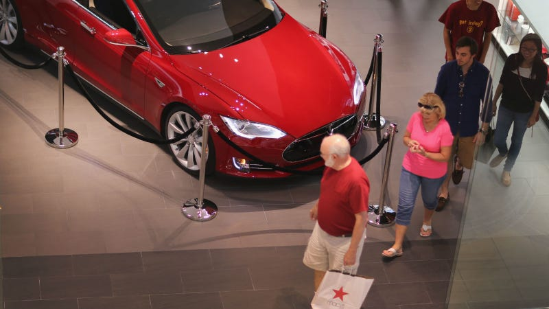 Illustration for article titled Tesla Says New Jersey Regulators Can't Stop Direct Sales