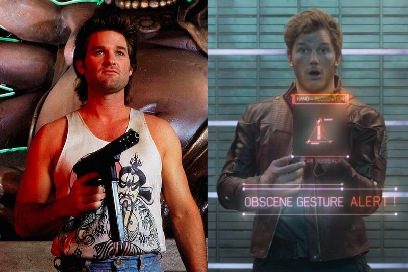 Kurt Russell May Be Star-Lord's Dad in Guardians of the ...