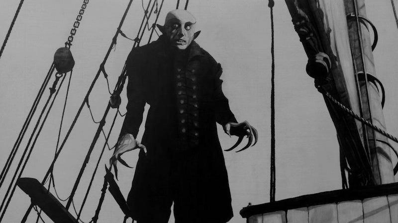 Illustration for article titled Master of Monsters Doug Jones Will Resurrect Nosferatu
