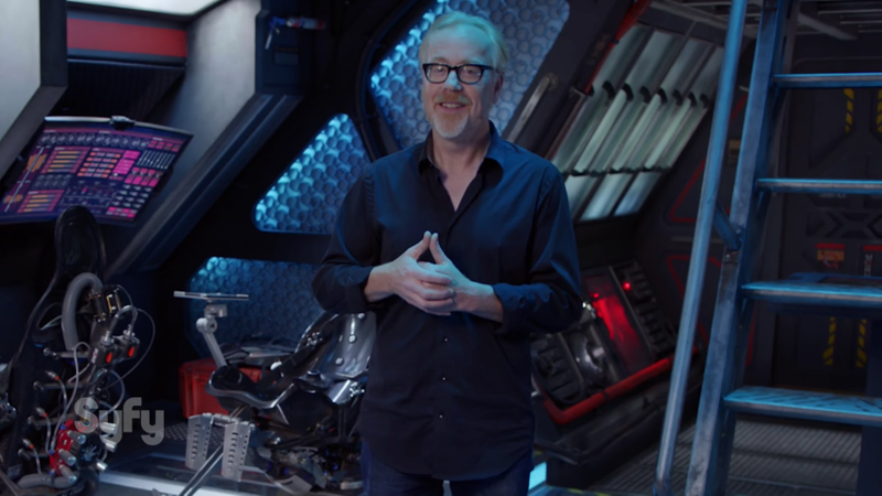 Illustration for article titled Adam Savage Really Wants You to Watch Syfy's The Expanse