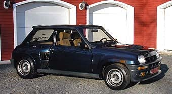 Illustration for article titled Nice Price Or Crack Pipe: $39,500 For A 1984 Renault R5 Turbo?