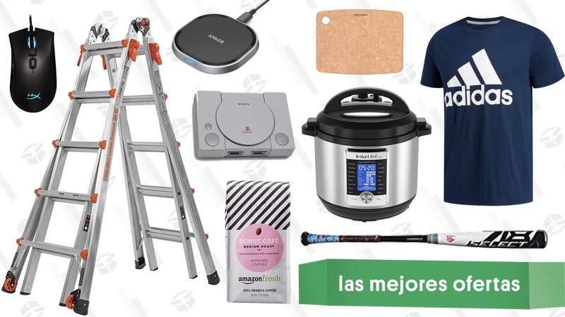 Illustration for article titled Las mejores ofertas de este martes: Adidas, Instant Pot, MacBook Pro y más