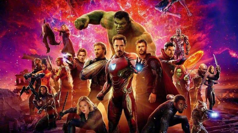 Illustration for article titled Esta teoría explica por qué Dr. Strange vio exactamente 14.000.605 futuros posibles en Avengers: Infinity War