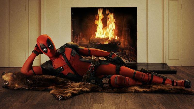 Ryan Reynolds as Deadpool in Deadpool (2016)