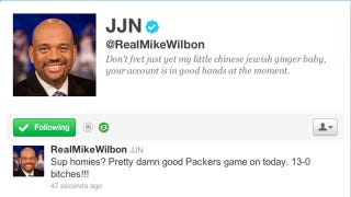 Illustration for article titled Mike Wilbon's Twitter Account Appears To Have Been Hacked