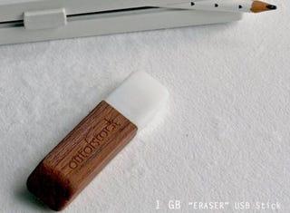 Illustration for article titled USB Eraser Doesn't Erase Data (Hopefully)