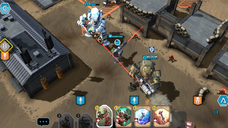 Titanfall: Assault Has Launched On Mobile Devices