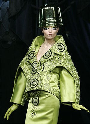 Illustration for article titled Dior: Galliano Goes On An Acid Trip