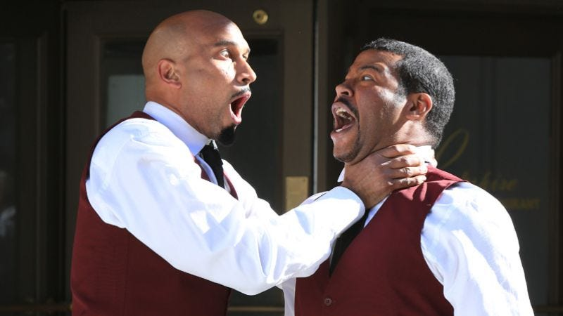 "Illustration for article titled Key & Peele: ""Season Two, Episode Three"""