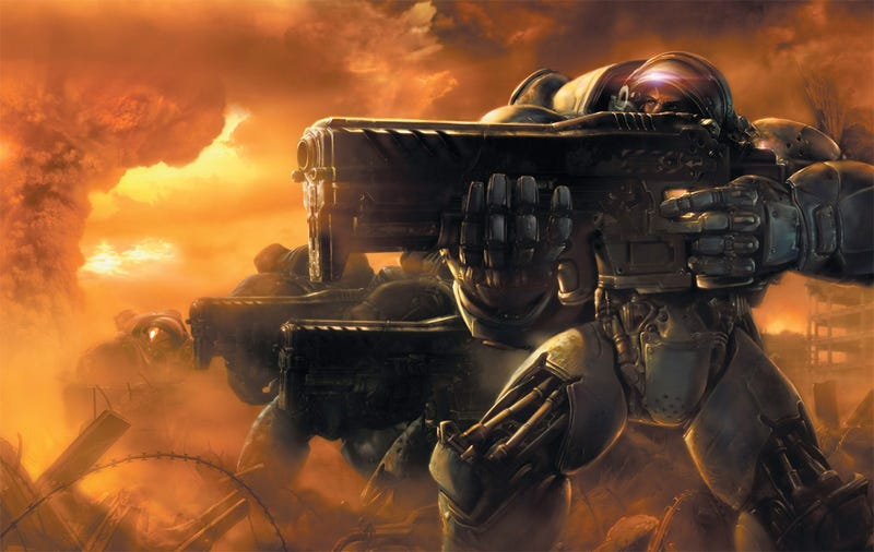 Illustration for article titled Blizzard To Release Official StarCraft II Mods 'Left 2 Die,' 'StarJeweled' & More