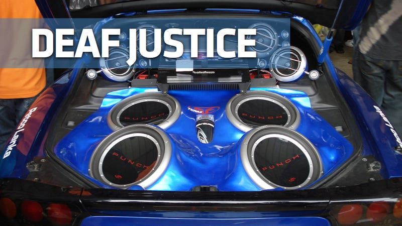 Illustration for article titled How Justin Timberlake helped overturn a Florida law against loud car stereos
