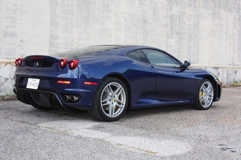 The best color for a Ferrari: not red