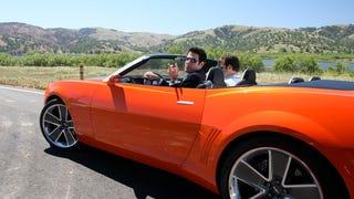 Jalopnik Reviews: Camaro Convertible Concept