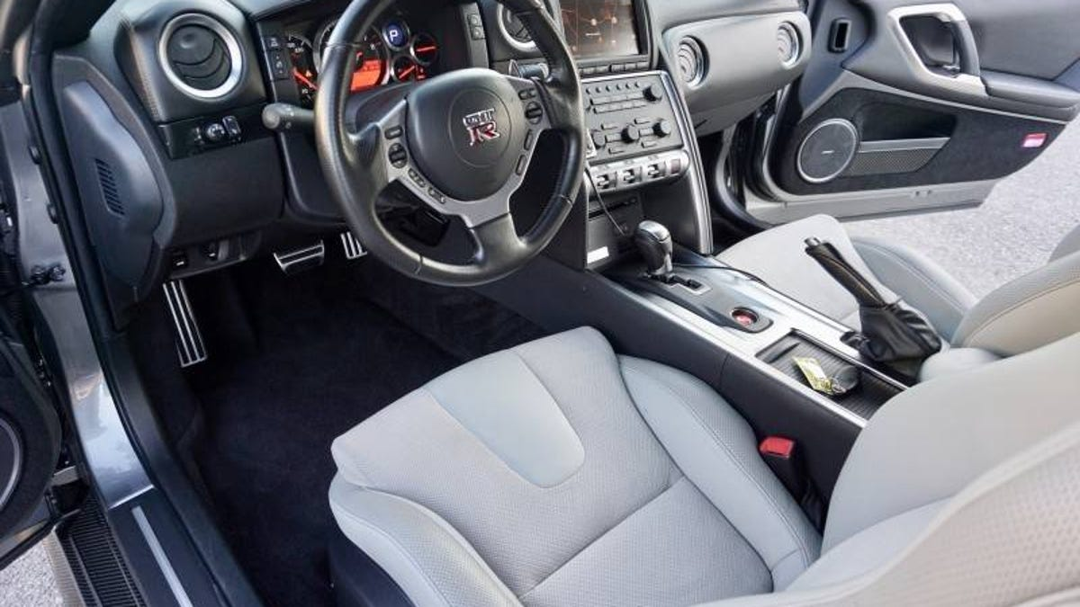 At $59,995, Could This Modded 2009 Nissan GT-R Get You To