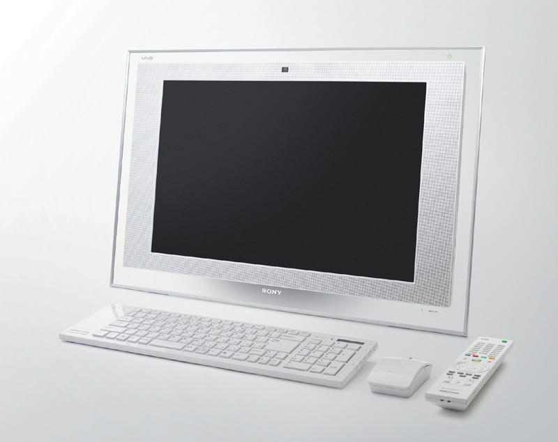 Illustration for article titled Sony VAIO LT All-In-One PC Now With Blu-ray, Penryn
