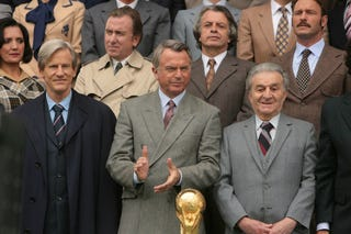 Illustration for article titled Meghátrált a FIFA, mert már nekik is nagyon kínos volt