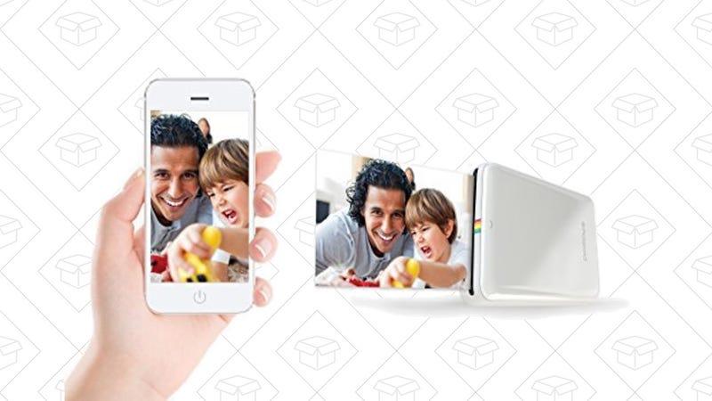 Polaroid ZIP Mobile Printer, $89