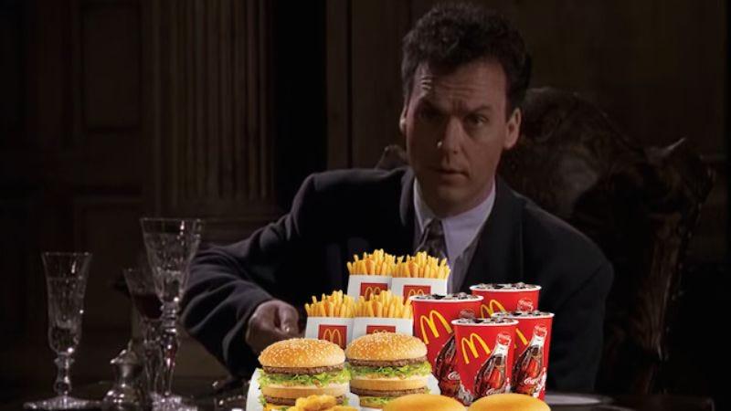 Illustration for article titled Michael Keaton in talks to star in John Lee Hancock's McDonald's movie