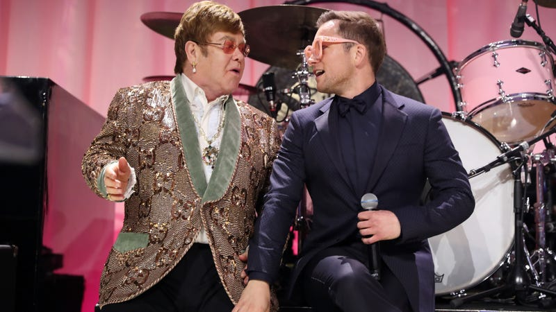 Illustration for article titled There's going to be very little of Elton John singing on the Rocketman soundtrack