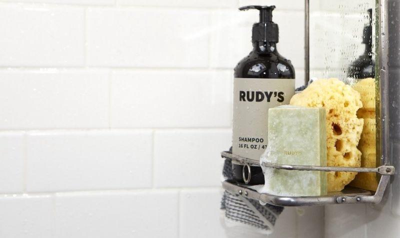Rudy's 1-2-3 Shampoo
