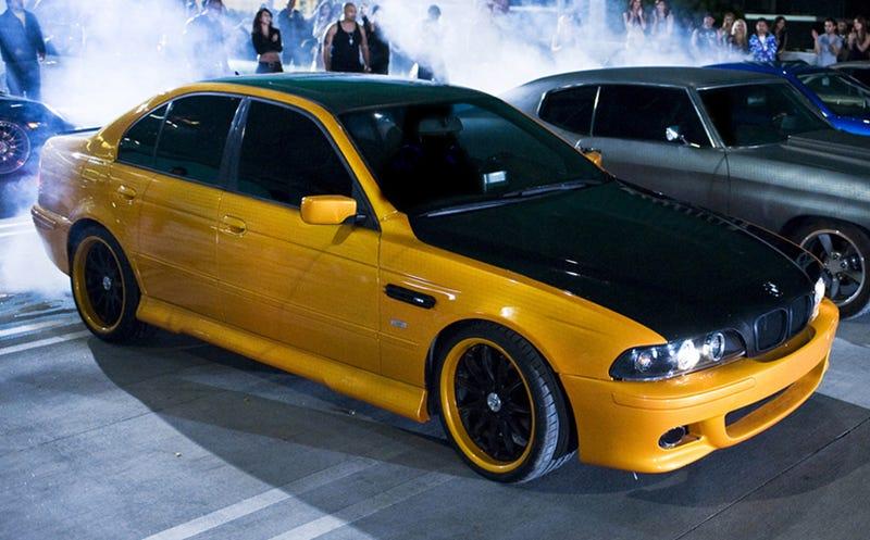 Letty\'s 2001 BMW M5