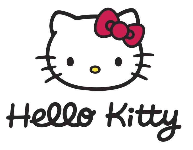 Illustration for article titled Az MTI Hello Kitty jellegzetes mosolyáról ír. Értitek? A MOSOLYÁRÓL