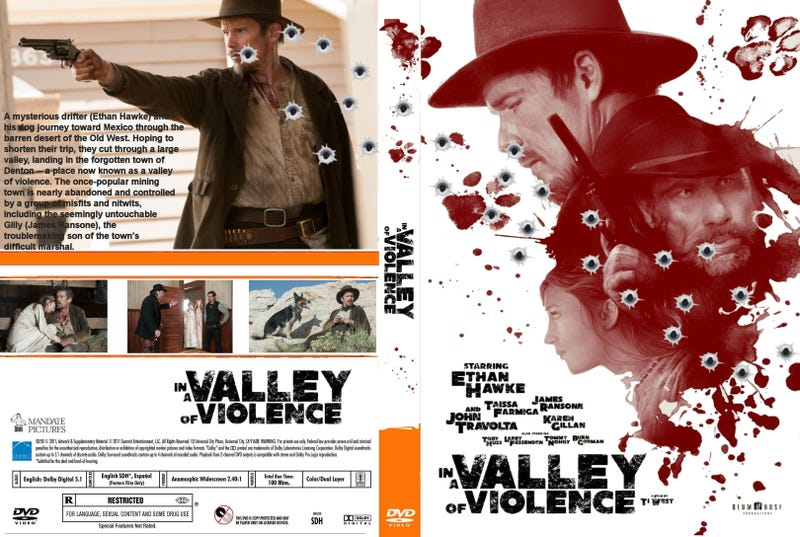 Illustration for article titled In a Valley Of Violence Movie Counter