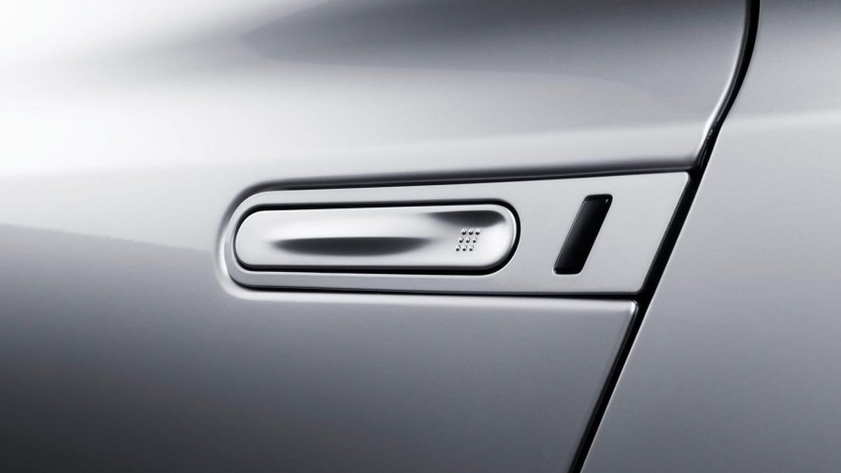 Ten Sexy Car Door Handles