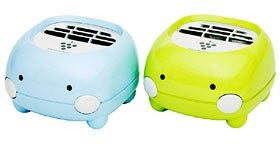 Illustration for article titled Takara Tomy Air Filter for Babies Cleans Air, But Chokes You With Its Cuteness