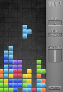 Illustration for article titled iPhone Apps We Love: Tris - Free iPhone Tetris