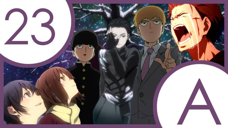 Illustration for article titled 2016 Anime Gif Advent Calendar -December 23rd