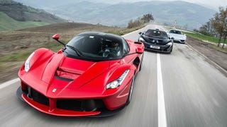 Top Gear Magazine Has All Three Hybrid Hypercars Of Course