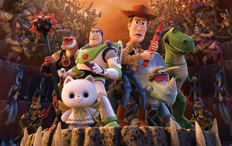 Pixar Doesn't Have Any More Sequels Planned After 2019