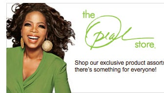 Illustration for article titled Overwhelming & Odd: Shopping Oprah's New Online Store