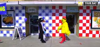 Illustration for article titled The Winner of the Nikon Twitter-Inspired Film Festival: Chicken vs. Penguin