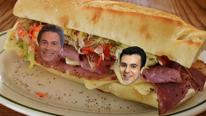 Illustration for article titled Fred Savage joins Rob Lowe's The Grinder