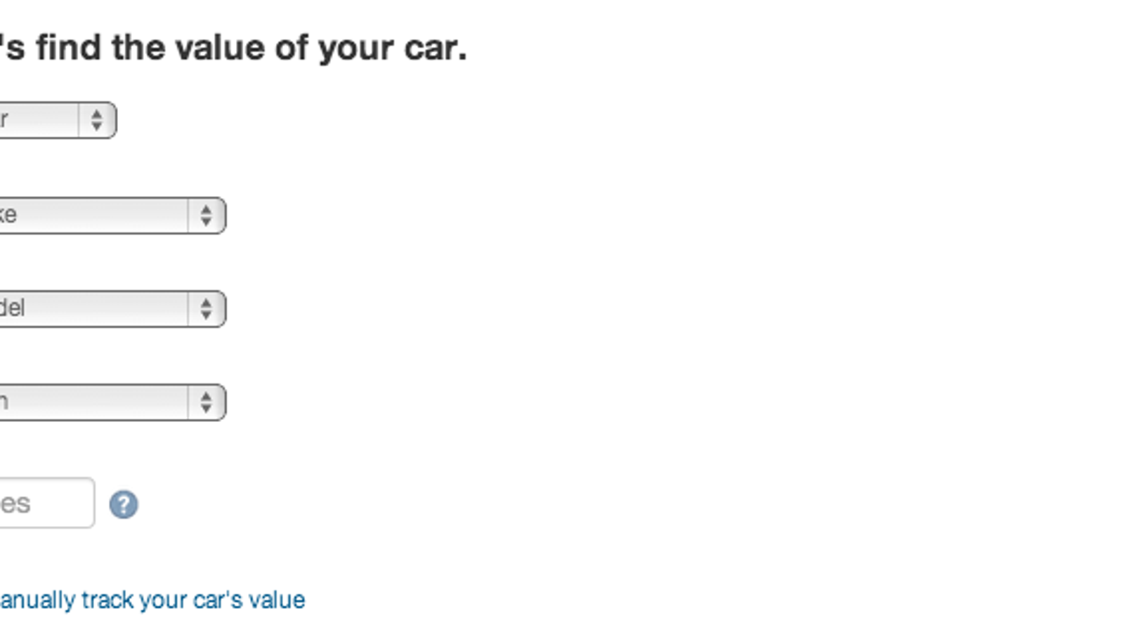 You Can Now Track Your Car S Kelley Blue Book Value Using Mint