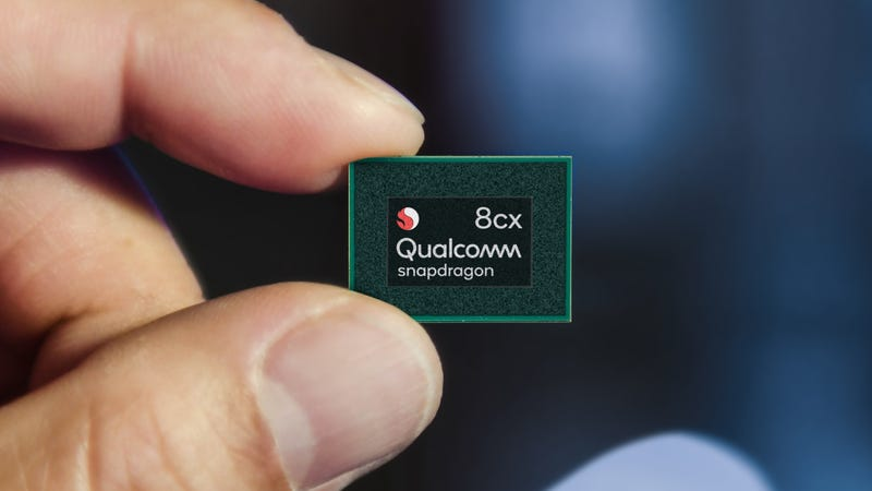 Illustration for article titled The Snapdragon 8cx Is Qualcomm's First Purpose-Built Chip for Laptops