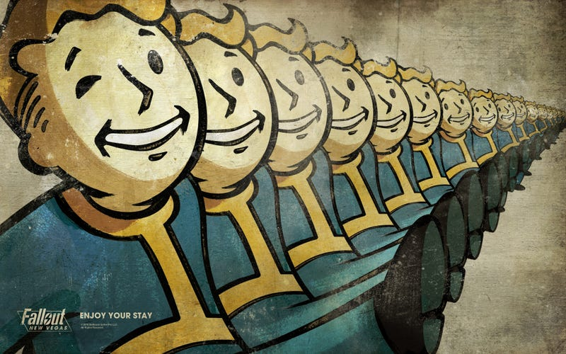 Illustration for article titled More Fallout speculation