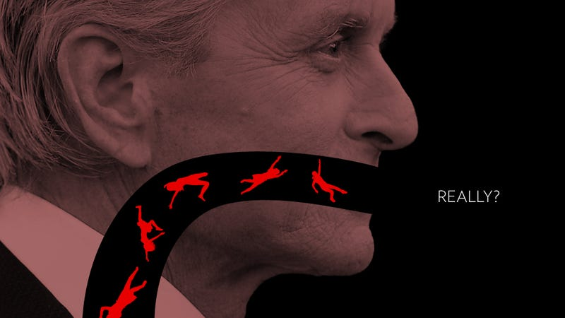 Illustration for article titled Cunnilingus, Cancer, Michael Douglas and You