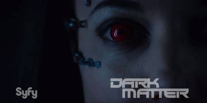 """Illustration for article titled Dark Matter """"All the Time in the World"""" Reaction Thread"""