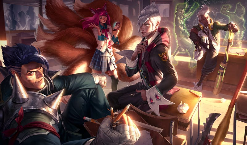 Illustration for article titled Sports Vs. eSports, According To A Lawyer