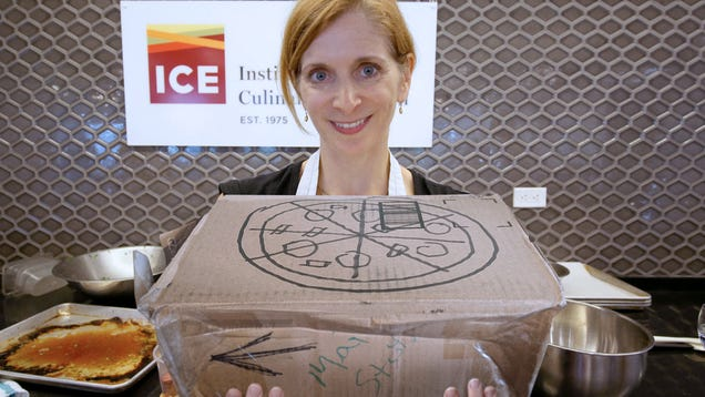 Increasingly Unhinged Melissa Clark Instructs 'New York Times' Readers How To Make Pizza From Old Cardboard Box