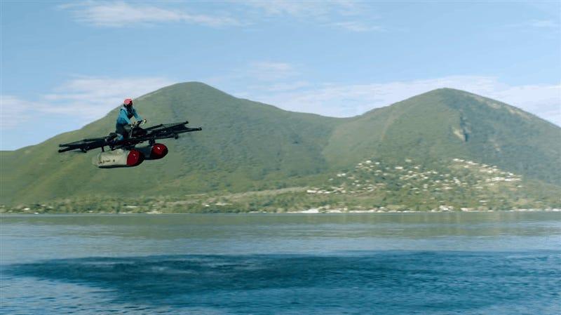 Kitty Hawk, el vehículo volador que veremos este año