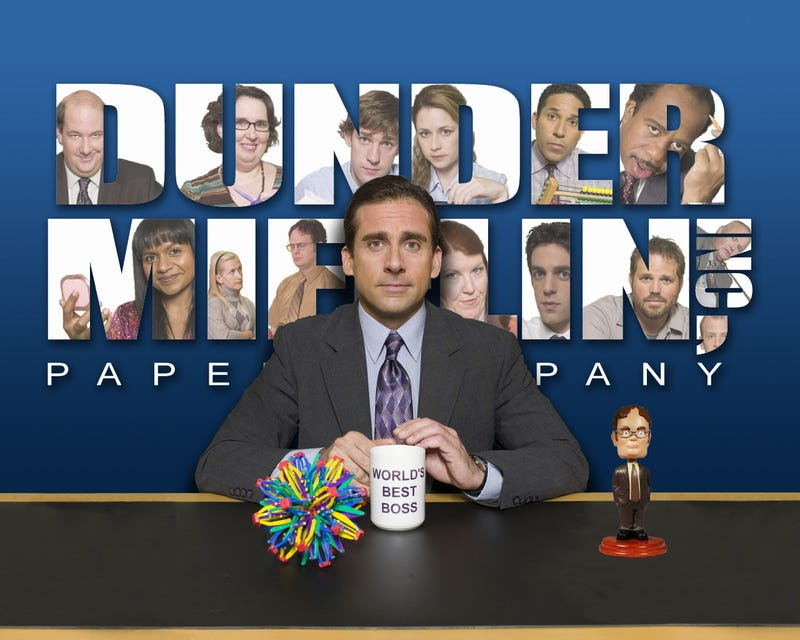 Illustration for article titled TV Tuesday: An American Workplace