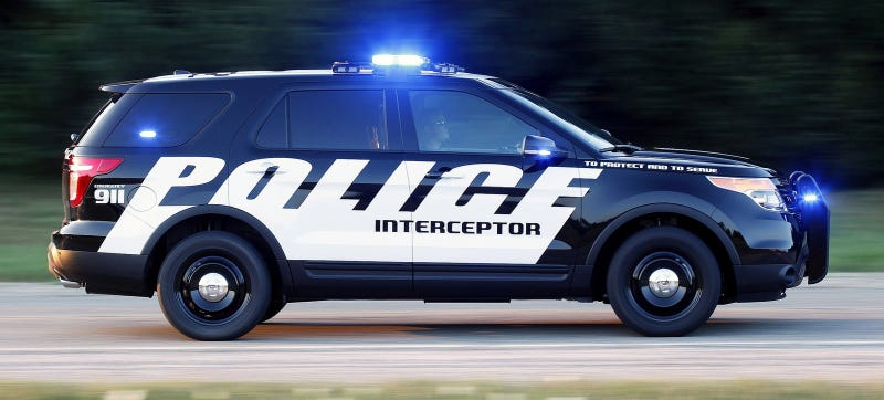 Illustration for article titled Feds Investigate Ford Explorer Police Interceptor For Brake Issues