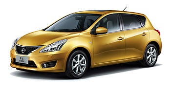 Illustration for article titled This is the new Nissan Versa