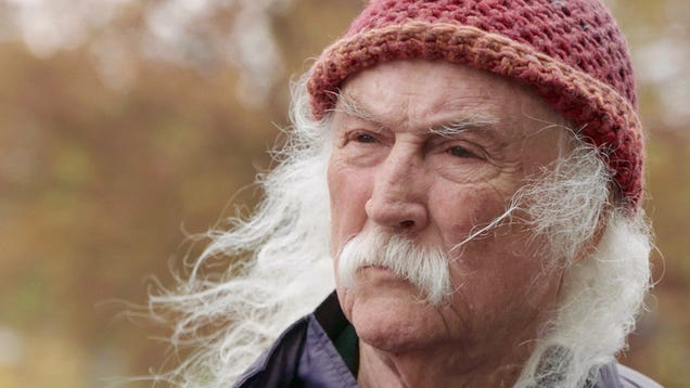 David Crosby somehow lived long enough to get the overdue documentary treatment